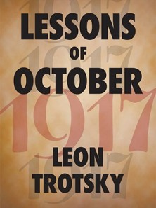 《十月的教訓》 —托洛茨基