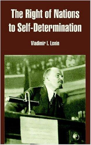 《論民族自決權》 —列寧